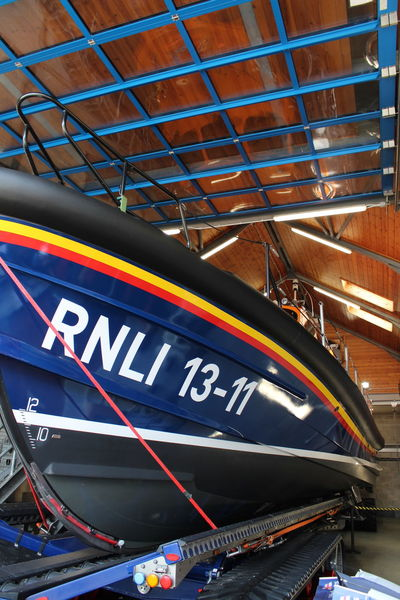 RNLI St Ives Lifeboat Station...