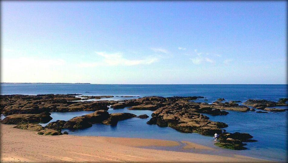 Piriac sur Mer France Francia Piriac-sur-mer Mare Sea Sea View Sea_collection Sea And Sky Mare ❤ Mare E Sole