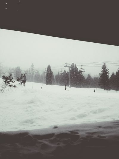 Check This Out From My Point Of View Hotel Window From My Perspective Hanging Out Showcase April Memories ❤ Snowboard Moments Outside My Window It's Snowing ❄ Snowing ❄
