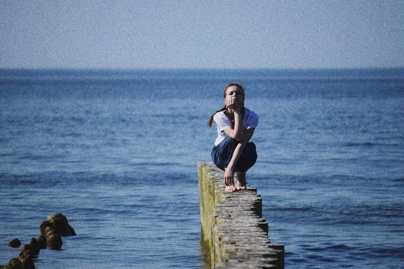 Water Sea Women