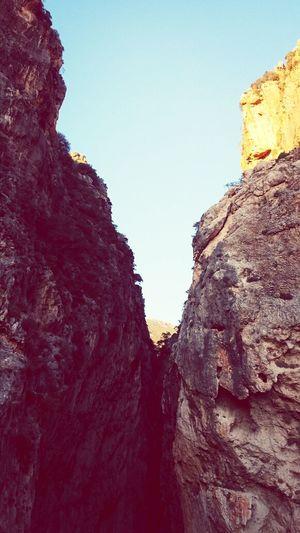 Kaputaş Rocks Landscape WOW