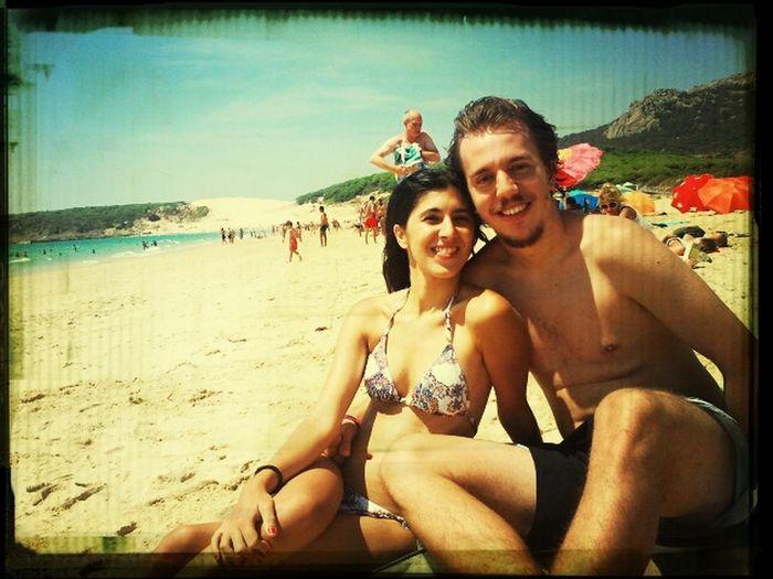 Dia de playa en Bolonia