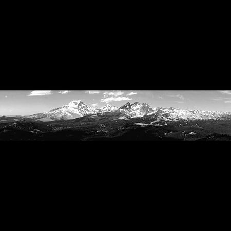 Panorama of the Threesisters and BrokenTop ...coming for you next week broken top! Threesisterswilderness Pnwisbest LumiaLove Getoutside Westcoast_exposures Centraloregon_igers PNWonderland Instadaily Instagood Me Exploregon Oregonexplored New Love Follow Lumia ShotOnMyLumia  Thepnwlife Bendlife Visitbend Inbend Bnw bnw_captures bnw_society blackandwhite blackandwhitephotography