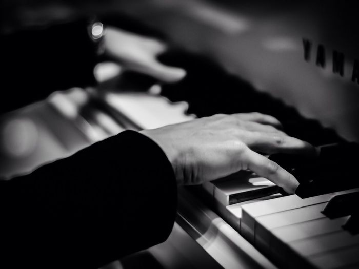 Human Hand Music Real People One Person Musical Instrument Playing Indoors  Piano Human Body Part Close-up Day People The Secret Spaces