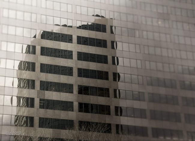 Urban Reflections Eye4reflections
