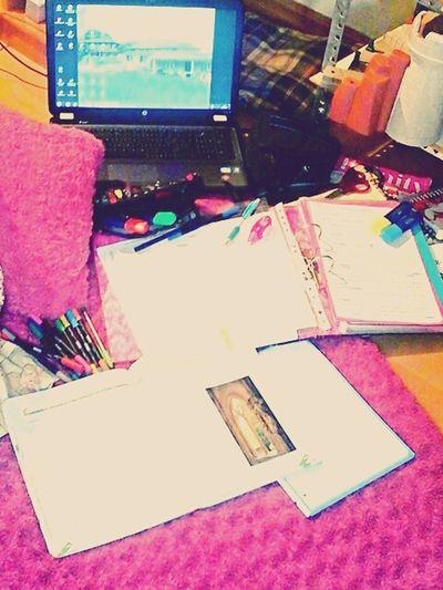 It's Business Time tarde de estudio domingo lengua colores sintaxis