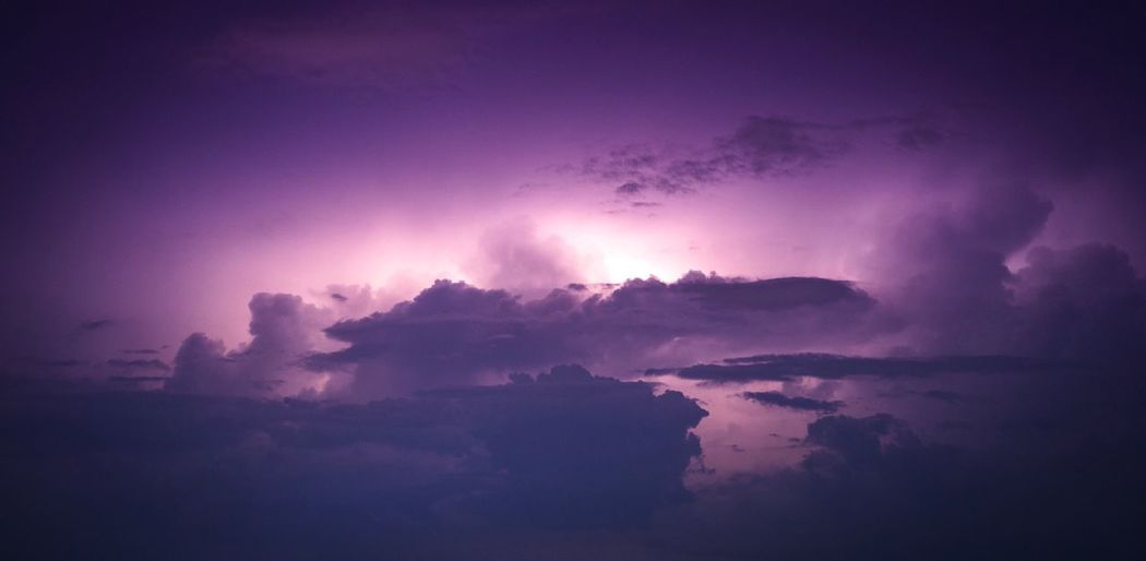Close up of a Magnificent Storm gathering off the coast of Khao Lak, Thailand Nature Beauty In Nature No People Outdoors Scenics Sky Tranquil Scene Power In Nature Cloud - Sky Water Night Lightning