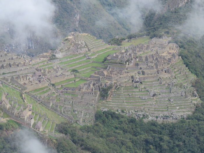Ancient Architecture Ancient City Ancient Civilization Ancient Ruins Fog Idyllic Inca Inca Ruins Inca Trail Machu Picchu Machu Picchu - Peru Machu Picchu Road Machu Picchu Sun Gate MachuPicchuPerú Mountain Peru Sun Gate Tranquil Scene Tranquility Travel The World