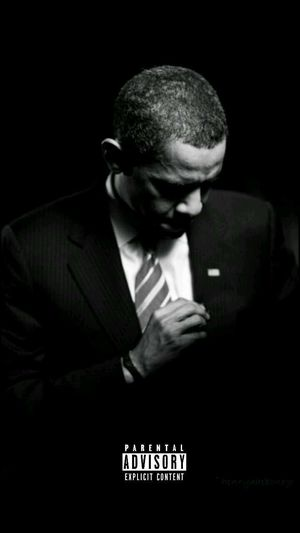 Music Cover Dontdoubtme Keemoe Barack Obama First Eyeem Photo
