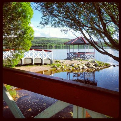 Kesä 2012 Vuokatti <3 Vuokatti Sotkamo Kesä 2012 Kesä2012 Summer Summer12 Summer2012 Loma Day Luxus Holiday Kajaani Travel Tourism Matkailu Taivas Happy Memories Cloudy Beach Water Lake Stones Mountain Finland