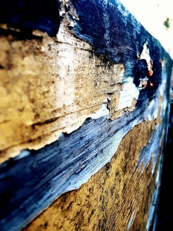 peeling paint Peeling Paint Close-up Textured  Outdoors No People Day Backgrounds Nature