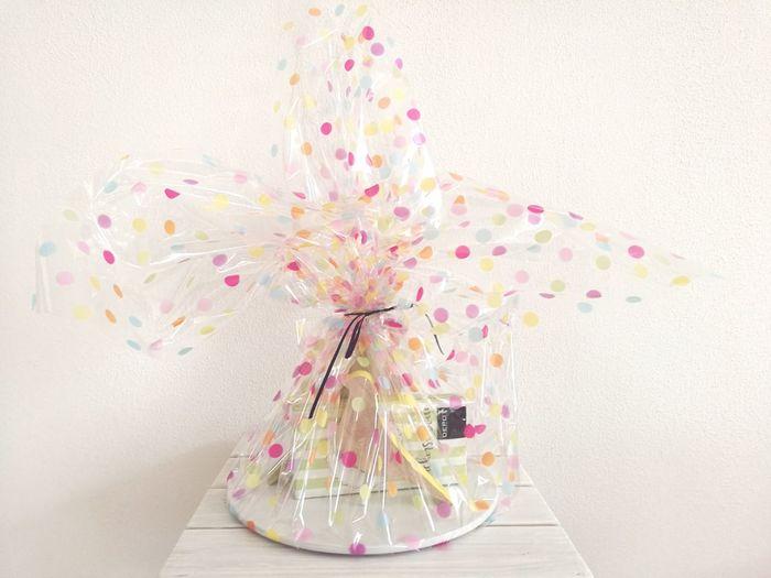 Celebration Indoors  Multi Colored Close-up Springtime Present Gifts ❤ Presents Gift Wrap Polkadots Polka Dots  Polka Dots ♥