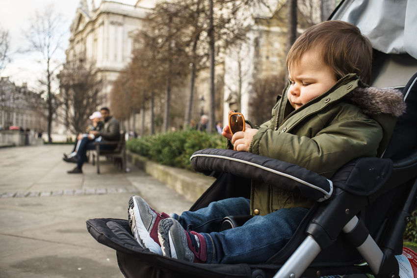 Casual Clothing Childhood Day Focus On Foreground Leisure Activity Lifestyles Outdoors Real People Relaxation Side View Sitting Warm Clothing EyeEmNewHere