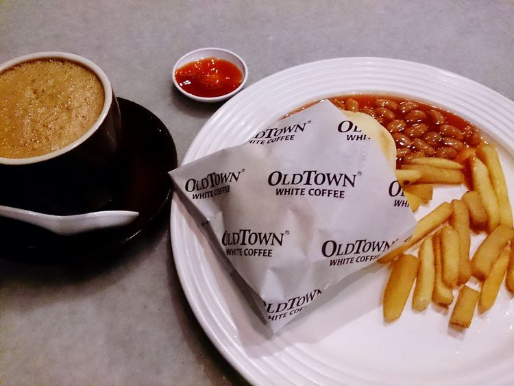 Dinner. OldTownWhiteCoffee Dinner Time Alone Time Food Photography