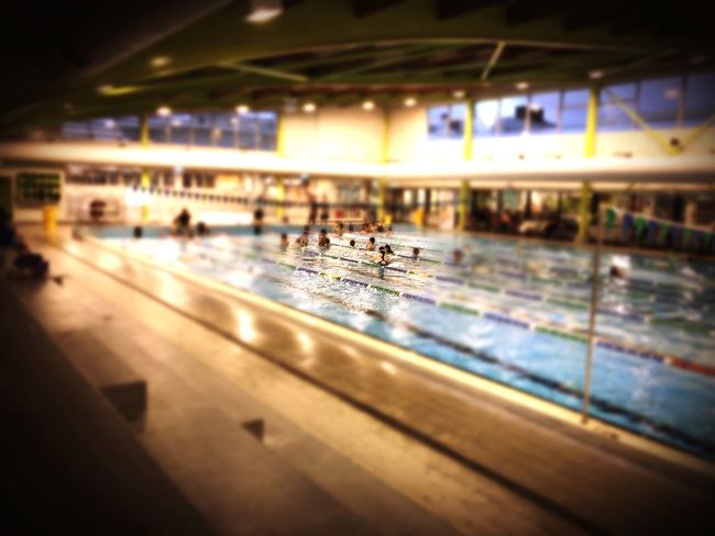 Indoors  Water Hallenbad Indoor Pool Schwimm Bahnen Swim Lanes Schwimmbecken Swimming Pools Public Pool Schwimmbad Schwimmhalle Swimming Pool Swimmingpool Swimming Schwimmen Tiltshift Tilt-shift Tilt Shift Tilt Shift Effect Tiltshiftphotography
