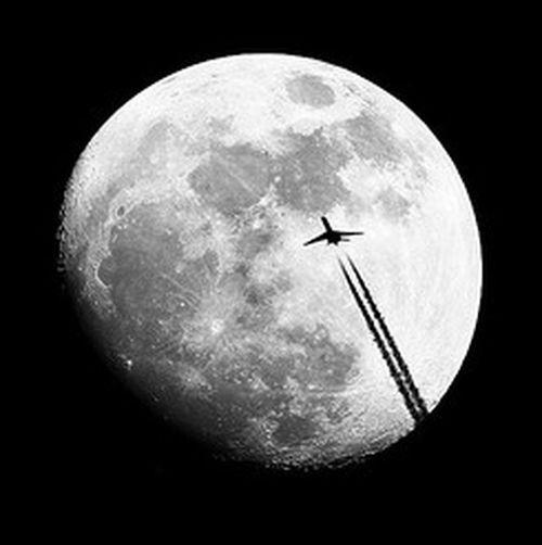 Hello World Moon Astrophotography Astronomy Celestron Astronaut Astromaster Telescope