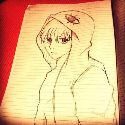 Anime Comic Gintama Okita Illust 漫画 銀魂 沖田総悟 絵