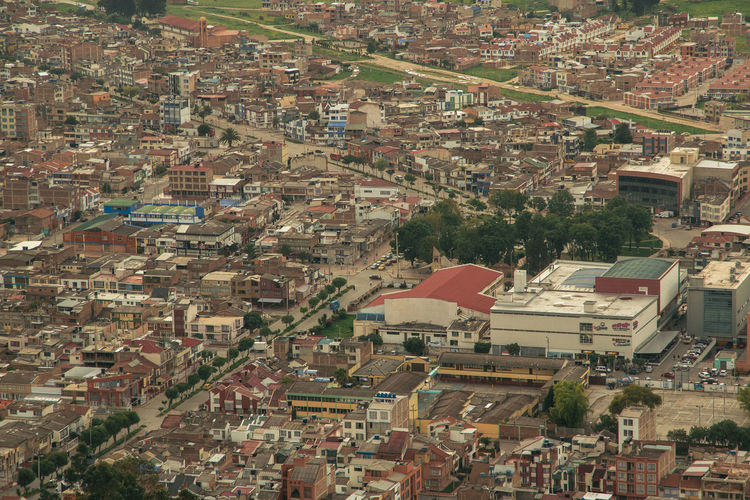 Cityscape Colombia Sogamoso_city Aftenoon Architecture Building Building Exterior Built Structure City City View  City View From Mountain Cityscape Colombia ♥  Community High Angle View Outdoors Residential District Sogamoso South America Town