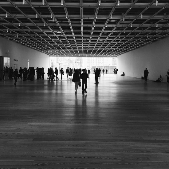 Open Plan Whitney Museum NYC First Eyeem Photo