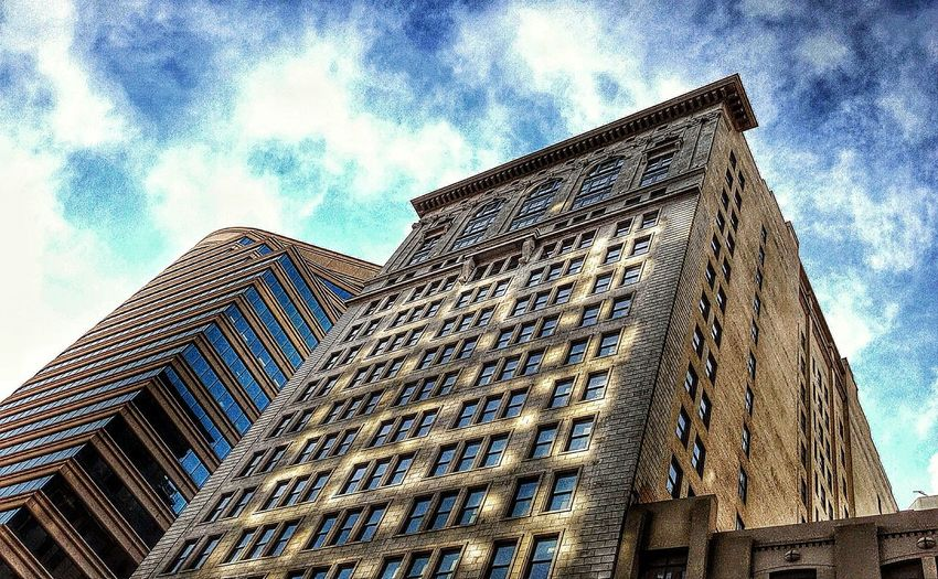 Soo Line Building Architecture Historical Building Minneapolis Amazing Architecture DowntownMPLS Cityscapes Urban Photography Urban Landscape Sky And Clouds