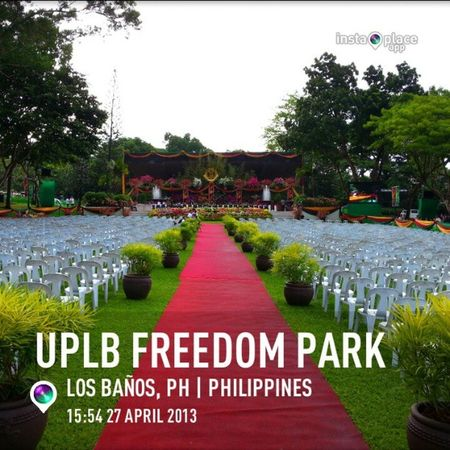 UPLB 41st Commencement Exercises and the 1st time to implement the use of Sablay in the graduation rites! UPLB Uplosbanos Graduation Rites commencement iskolarngbayan themanansala photography instapic instaplace instagram instagraphy