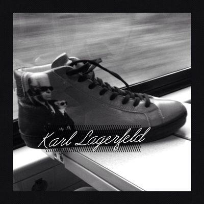 Karl Lagerfeld Model Fashion Dior