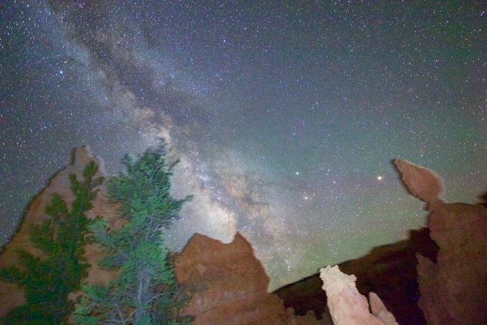 astrophotography across the parks Amazing Arches Astrophotography Beautiful Beauty In Nature Bryce Canyon Canon Canon70d Capitol Reef Color Edpollei Galaxy Landscape National Park Nature Night Nightphotography No People Outdoors Sky Sky And Clouds Sky_collection Space Universe View