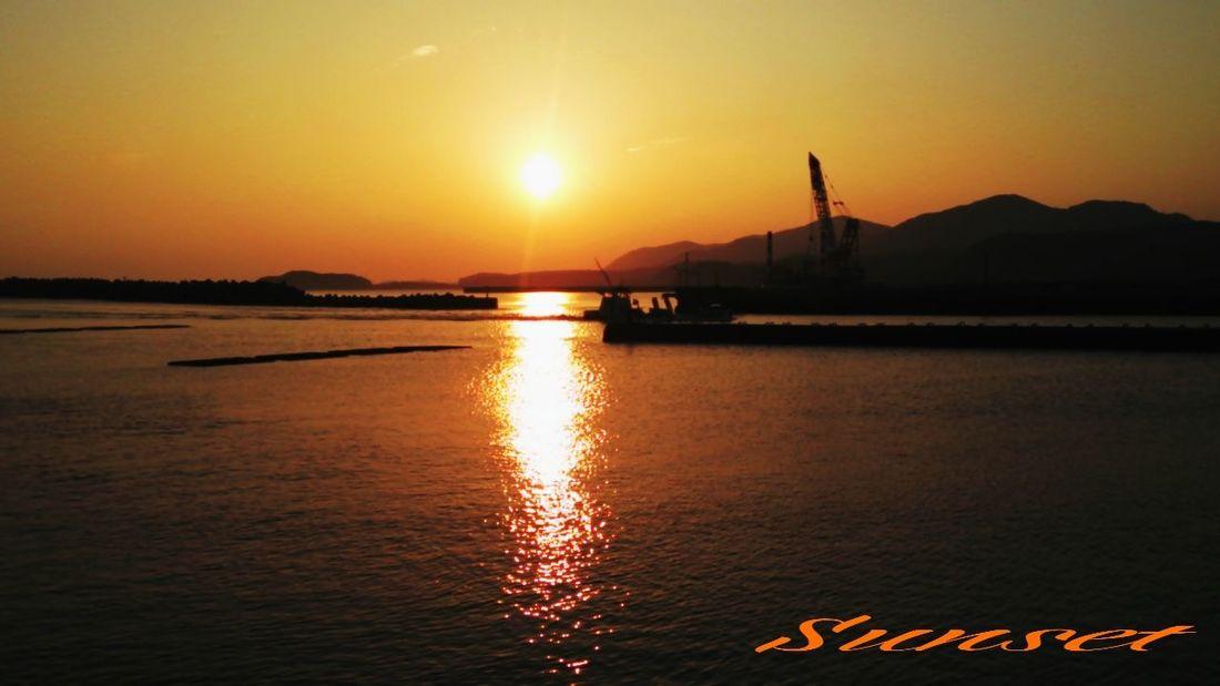 Sunset Miyazaki Kushima Yuka  Fresh Air Relaxing 夕凪
