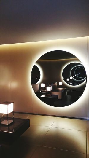 Interior Views Interior Design Armani Basel, Switzerland baselworld2016