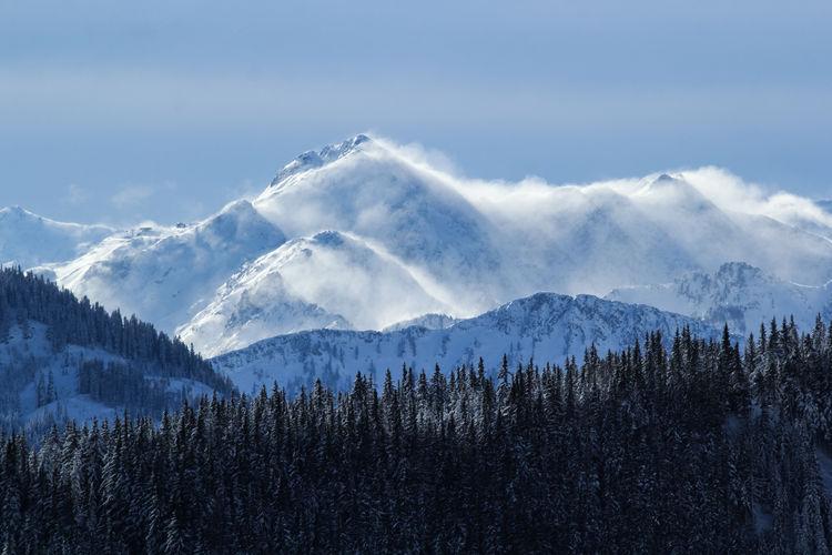 Mountain Range Winter Snowstorm Snow ❄ Alps Austria Hochgebirge Austria ❤ Austria 🇦🇹 Austrian Mountains Schnee Wind Blue Sky Wilderness Alpen Ramsau Am Dachstein Winter Wonderland