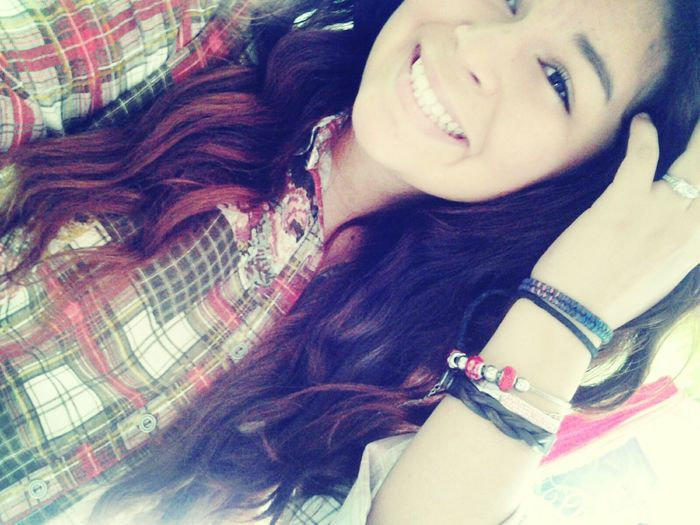 Beautiful Lesbian♥♀ TheSmileShePutsonMyFace (: Hi! Selfie ✌