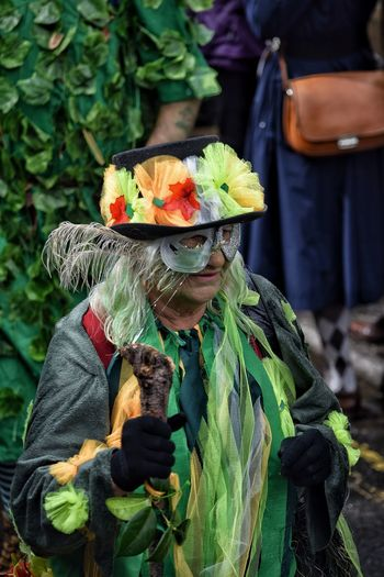 Jack In The Green Festival Jack In The Green Hastings Pagan Festival May Day 2017 East Sussex Celebration Horns Mask - Disguise Carnival Tradition Arts Culture And Entertainment One Person Freshness Nature Multi Colored Headwear Carnival - Celebration Event Disguise Leaf Nature Green Green Color Pagan