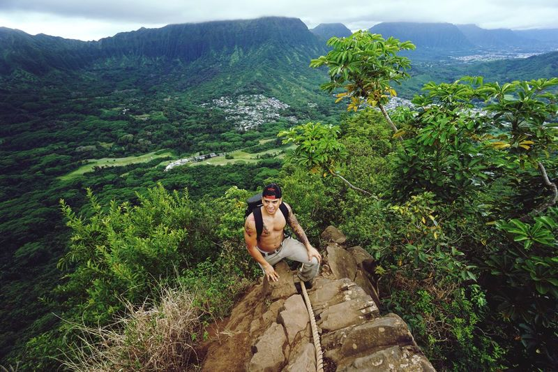 Hiking Nature Hawaii Exploring Travel Live For The Story Place Of Heart