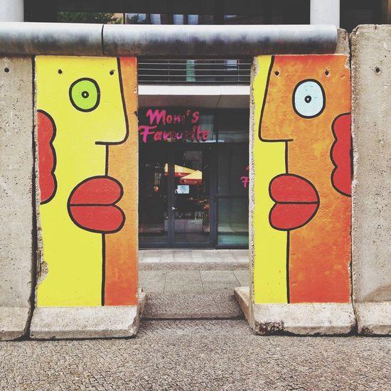 Berlin Berlin Wall