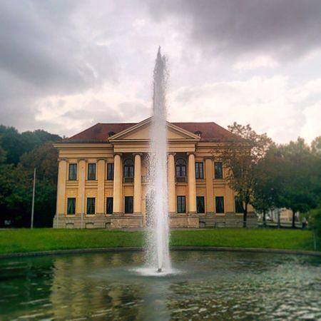 Beautiful Architecture . building in Hofgarten Garden at the Zentrum. city center. münchen munich, Germany Deutschland. Taken by my LG Nexus5. ساحة معمار مبنى ميونخ المانيا