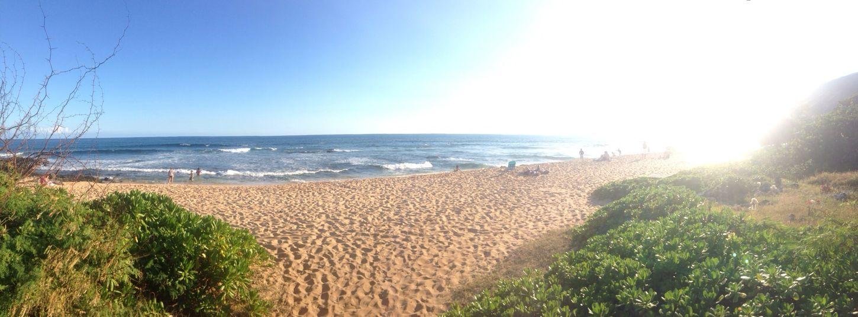 Sandy Beach Hawaii