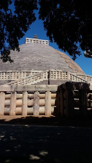Sanchi Stupa photography