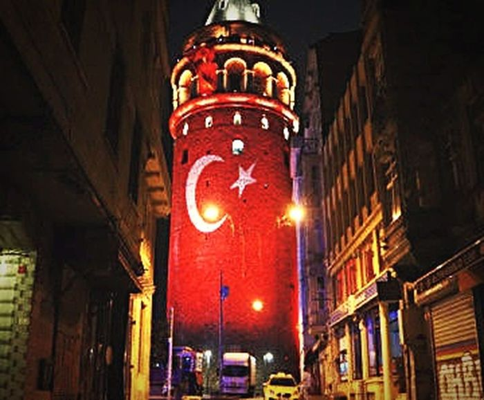 Turkey Türkiye Turkish Galatakulesi Tower No People Red White My Favorite Photo Istanbul Izmir Antalya Ankara Trabzon Besiktas Terorulanetliyoruz TeröreLanet EyeEmBestEdits EyeEm Gallery EyeEm Best Shots EyeEmBestPics First Eyeem Photo My Photography