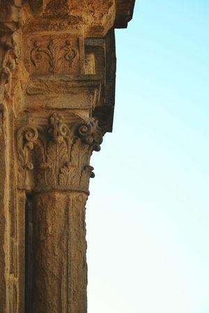 Architecture Column Capitals Column Sicily Gangi Architecture Details The Architect - 2015 EyeEm Awards