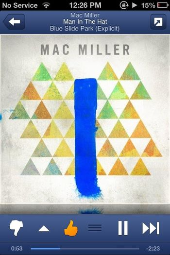 Mac Miller Always Makes My Day