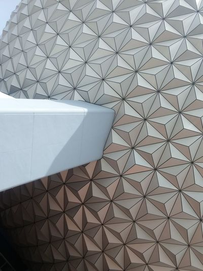 My happy place Walt Disney World Epcot Spaceship Earth Happiestplaceonearth Seeyourealsoon