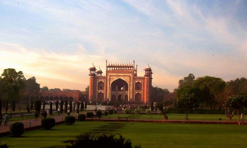 Random Agra EyeEm Best Shots - Architecture Tajmahal MughalStyle Eye Em A Traveller UNESCO World Heritage Site EyeEm Best Shots - Sunsets + Sunrise Random_Pics My Country In A Photo Eyeemphoto