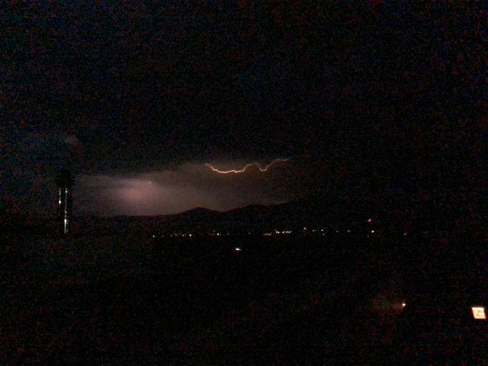 Lightning in