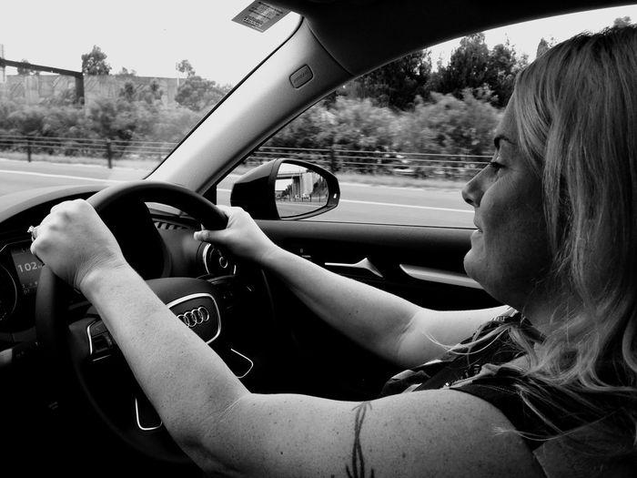 Welcome To Black Audi Beast Monday Freeway