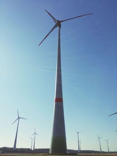 Enercon E-82 Altmark Windkraftanlage Eolienne Wind Turbine