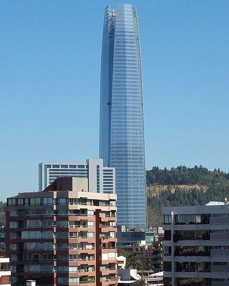 Sauron desde mi departamento Santiago Chile