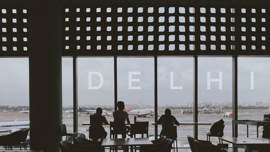 The Week On EyeEm Real People Women Men Indoors  Airport People Adult Adults Only Built Structure Lifestyles Occupation Group Of People Technology Airport Departure Area Architecture City Day Only Men Travel Destinations Silhouette Beautiful Journey Breathing Space India