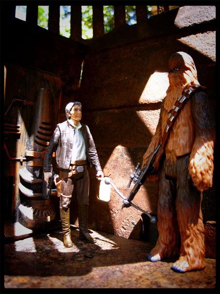 Chewbacca Chewie Han Solo Hansolo Starwars