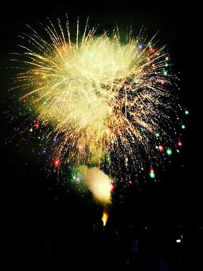懐かしの花火