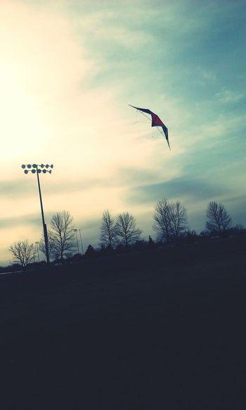 Im A Wizard Let's Go Fly A Kite